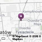 """Apteka """"Kwiaty Polskie"""" na mapie"""