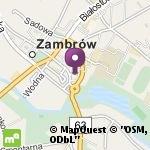 Apteka Zambrowska na mapie