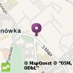 Oak na mapie