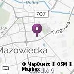 Apteka św. Stanisława Rawa Mazowiecka - Centrum na mapie