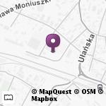 "Apteka ""Dr. Max"" na mapie"