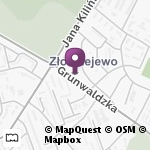 Centrum Zdrowia na mapie
