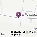 Agata Łuszczyk na mapie