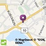Apteka pod Orłem na mapie