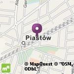 na Lwowskiej na mapie