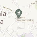 Apteka Zabobrze - Majowa na mapie