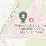 Apteka Zabobrze Szpital na mapie