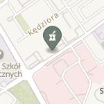 Centrum na mapie
