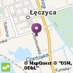 Supertania Apteka Łęczycka na mapie