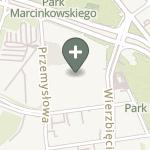 Agnieszka Sobkowiak na mapie