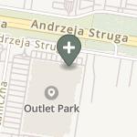 Adam Wandachowicz (Dom Lekarski Centrum Medyczne Outlet Park) na mapie