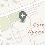Zofia Elżbieta Żochowska (Szpital Wojewódzki im. Kardynała Stefana Wyszyńskiego w Łomży) na mapie