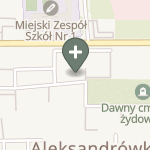 Gabinet Masażu Łukasz Siwanowicz na mapie