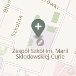 Olga Sadownik na mapie