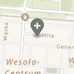 Paulina Weronika Pietryka (St. Vincent Medical Center) na mapie