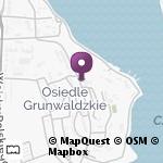 """Niepubliczna Przychodnia Lekarska """"Grunwaldzka"""" na mapie"""