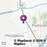 """Centrum Pielęgnacyjne """"Zielony Dom"""" M. i A. Olszewscy na mapie"""