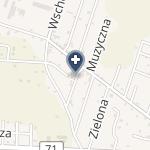Centrum Opieki Zdrowotnej Orkan-Med na mapie
