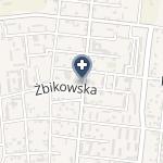 Betamed Noweccy na mapie