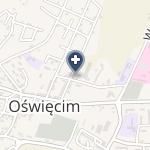 """NSZOZ Miejsko-Gminna Stomatologia """"Mega Stom Oświęcim"""" na mapie"""