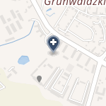 Ambulatorium 22 Wog Olsztyn na mapie