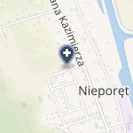 Centrum Medyczne Nieporęt na mapie