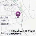'szpital Powiatowy w Jarocinie' na mapie