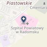 """Centrum Terapii """"Koniczynka"""" na mapie"""