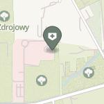 21 Wojskowy Szpital Uzdrowiskowo-Rehabilitacyjny SPZOZ w Busku-Zdroju na mapie