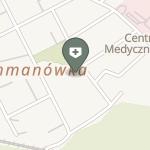 Centrum Rehabilitacji Omnes na mapie