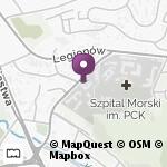 """""""Laboratoria Medyczne Bruss"""" Grupa Alab na mapie"""