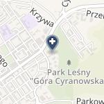 Centrum Zdrowia Psychicznego K. j Kuzak na mapie