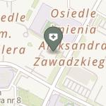 Centrum Medyczne Salus-Lux na mapie