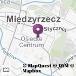 Stacja Sanitarno - Epidemiologiczna w Międzyrzeczu na mapie