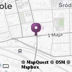 """""""Pro Corde"""" Dom Medyczny Opole na mapie"""