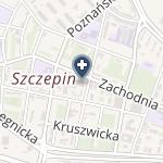 """""""Interdent"""" Specjalistyczne Centrum Stomatologiczne na mapie"""